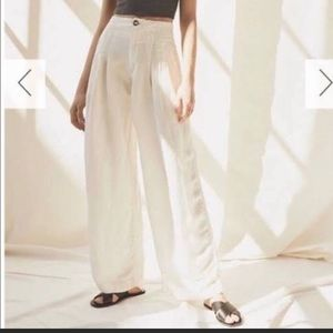 Free People Wide Leg Pant